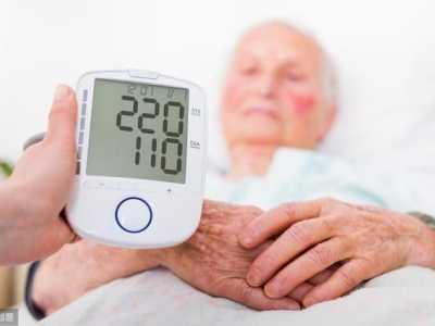 控制在多少合适 老年人高血压比例